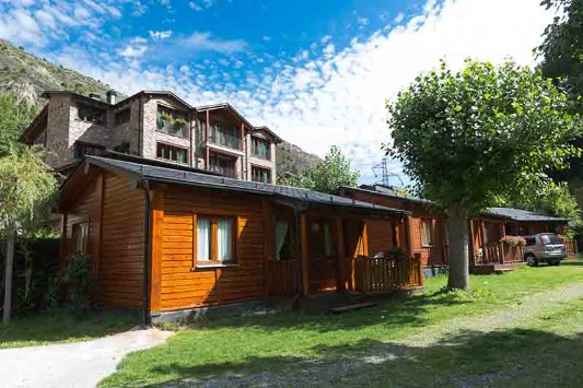 Bungalows Canillo Andorra
