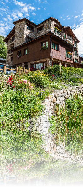 aparthotel and bungalows in canillo andorra